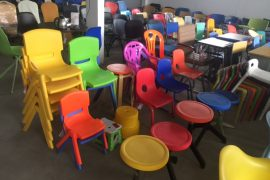 Supply of furniture for pre-school and lower primary